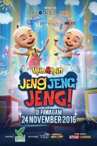 Nonton Film Upin Dan Ipin : Jeng Jeng Jeng! (2016) Subtitle Indonesia Streaming Movie Download