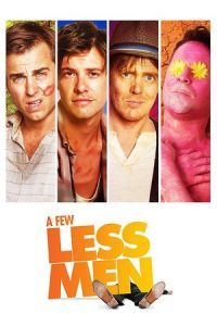 Nonton Film A Few Less Men (2017) Subtitle Indonesia Streaming Movie Download