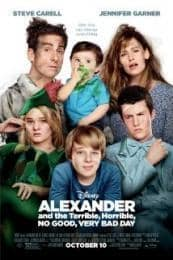 Nonton Film Alexander and the Terrible, Horrible, No Good, Very Bad Day (2014) Subtitle Indonesia Streaming Movie Download