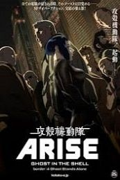 Nonton Film Ghost in the Shell Arise: Border 4 – Ghost Stands Alone (2014) Subtitle Indonesia Streaming Movie Download