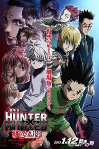 Nonton Film Hunter X Hunter: Phantom Rouge (2013) Subtitle Indonesia Streaming Movie Download