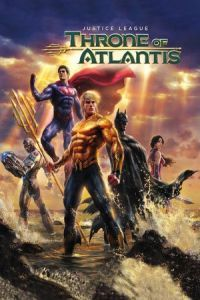 Nonton Film Justice League: Throne of Atlantis (2015) Subtitle Indonesia Streaming Movie Download