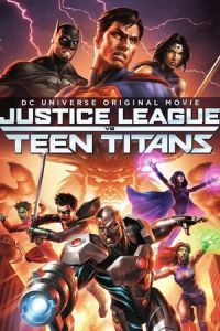 Nonton Film Justice League vs. Teen Titans (2016) Subtitle Indonesia Streaming Movie Download