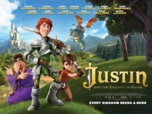 Nonton Film Justin and the Knights of Valour (2013) Subtitle Indonesia Streaming Movie Download