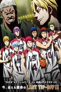 Nonton Film Kuroko's Basketball: Last Game (2017) Subtitle Indonesia Streaming Movie Download