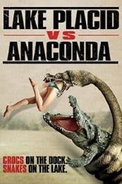 Nonton Film Lake Placid vs. Anaconda (2015) Subtitle Indonesia Streaming Movie Download