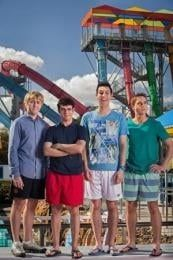 Nonton Film The Inbetweeners 2 (2014) Subtitle Indonesia Streaming Movie Download