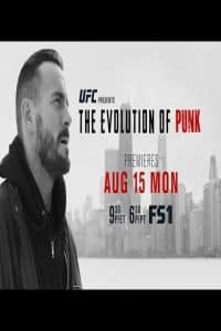 Nonton Film UFC The Evolution of Punk – Hurt 30th August 2016 Subtitle Indonesia Streaming Movie Download