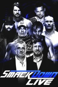WWE Smackdown live 11 Apr (2017)