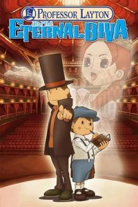 Nonton Film Professor Layton and the Eternal Diva (Eiga Reiton-kyoju to eien no utahime) (2009) Subtitle Indonesia Streaming Movie Download