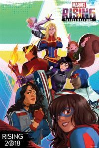 Nonton Film Marvel Rising: Secret Warriors(2018) Subtitle Indonesia Streaming Movie Download