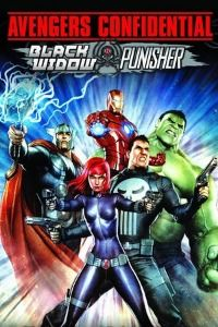 Nonton Film Avengers Confidential: Black Widow & Punisher (2014) Subtitle Indonesia Streaming Movie Download
