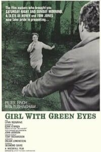 Nonton Film Girl with Green Eyes (1964) Subtitle Indonesia Streaming Movie Download