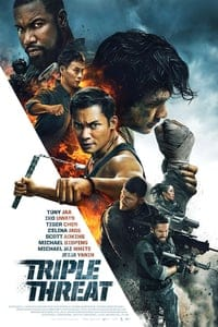 Nonton Film Triple Threat (2019) Subtitle Indonesia Streaming Movie Download
