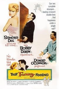 Nonton Film That Funny Feeling (1965) Subtitle Indonesia Streaming Movie Download