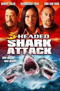 Nonton Film 3-Headed Shark Attack (2015) Subtitle Indonesia Streaming Movie Download