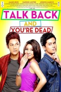 Nonton Film Talk Back and You're Dead (2014) Subtitle Indonesia Streaming Movie Download