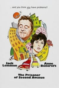 Nonton Film The Prisoner of Second Avenue (1975) Subtitle Indonesia Streaming Movie Download