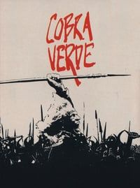 Nonton Film Cobra Verde (1987) Subtitle Indonesia Streaming Movie Download