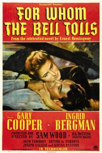Nonton Film For Whom the Bell Tolls (1943) Subtitle Indonesia Streaming Movie Download