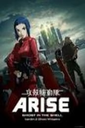 Nonton Film Ghost in the Shell Arise: Border 2 – Ghost Whisper (2013) Subtitle Indonesia Streaming Movie Download