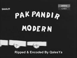 Nonton Film Pak Pandir Moden[Malaysia Movie] (1960) Subtitle Indonesia Streaming Movie Download