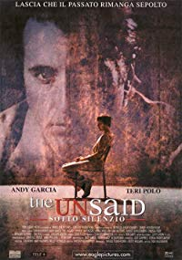 Nonton Film The Unsaid (2001) Subtitle Indonesia Streaming Movie Download