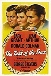 Nonton Film The Talk of the Town (1942) Subtitle Indonesia Streaming Movie Download