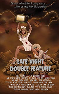 Nonton Film Late Night Double Feature (2016) Subtitle Indonesia Streaming Movie Download