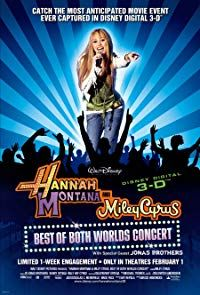 Nonton Film Hannah Montana & Miley Cyrus: Best of Both Worlds Concert (2008) Subtitle Indonesia Streaming Movie Download