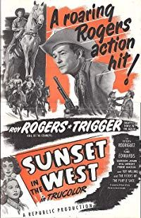 Nonton Film Sunset in the West (1950) Subtitle Indonesia Streaming Movie Download