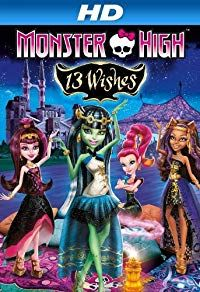 Nonton Film Monster High: 13 Wishes (2013) Subtitle Indonesia Streaming Movie Download
