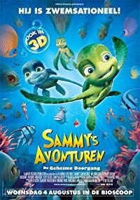 Nonton Film A Turtle's Tale: Sammy's Adventures (2010) Subtitle Indonesia Streaming Movie Download