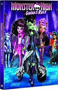Nonton Film Monster High: Ghouls Rule (2012) Subtitle Indonesia Streaming Movie Download