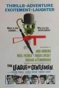 Nonton Film The League of Gentlemen (1960) Subtitle Indonesia Streaming Movie Download