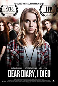 Nonton Film Dear Diary I Died (2016) Subtitle Indonesia Streaming Movie Download