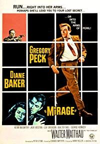 Nonton Film Mirage (1965) Subtitle Indonesia Streaming Movie Download