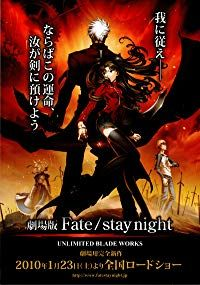 Nonton Film Fate/Stay Night: Unlimited Blade Works (2010) Subtitle Indonesia Streaming Movie Download