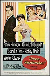 Nonton Film Come September (1961) Subtitle Indonesia Streaming Movie Download