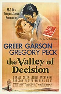 The Valley of Decision (1945)