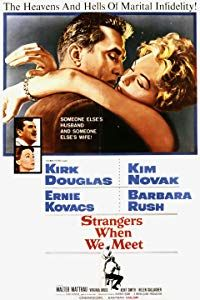 Nonton Film Strangers When We Meet (1960) Subtitle Indonesia Streaming Movie Download