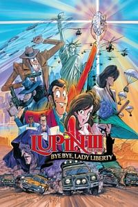 Lupin the Third: Bye Bye, Lady Liberty (1989)