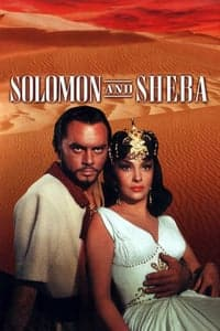 Solomon and Sheba (1959)