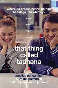 Nonton Film That Thing Called Tadhana (2014) Subtitle Indonesia Streaming Movie Download