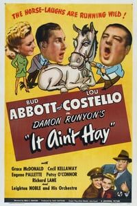 Nonton Film It Ain't Hay (1943) Subtitle Indonesia Streaming Movie Download