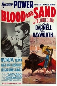 Nonton Film Blood and Sand (1941) Subtitle Indonesia Streaming Movie Download