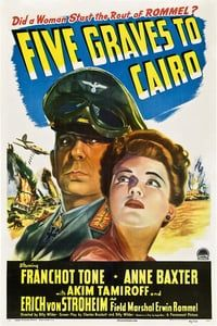 Nonton Film Five Graves to Cairo (1943) Subtitle Indonesia Streaming Movie Download
