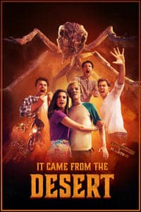 Nonton Film It Came from the Desert (2017) Subtitle Indonesia Streaming Movie Download