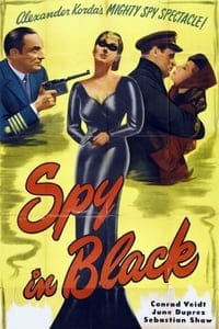 The Spy in Black (1939)