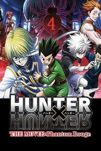 Nonton Film Hunter × Hunter: Phantom Rouge (2013) Subtitle Indonesia Streaming Movie Download